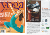 Yoga Journal 2012