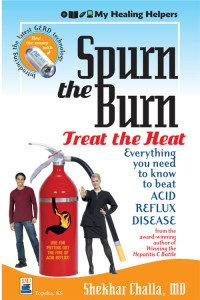 Spurn the Burn Free E-Book